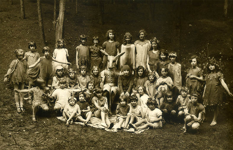 Midsummer Nights Dream 1925 The Dell
