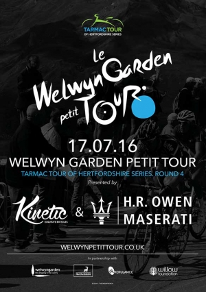 Welwyn Garden Petit Tour 17th July 2016