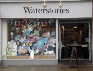 Waterstones in Howardsgate, WGC